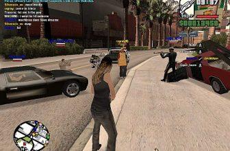 SA-MP 0.37 R2 - San Andreas Multiplayer