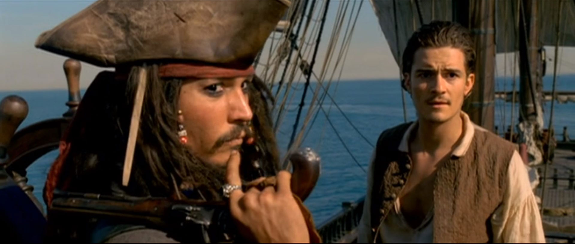 Pirates Of The Caribbean The Curse Of The Black Pearl 2003 Download