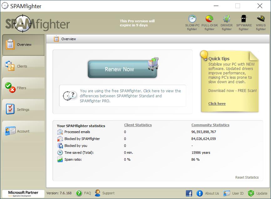 SPAMfighter-3
