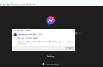 Messenger for Desktop-3