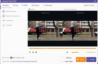 Apeaksoft Video Editor-4