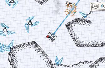 SketchFighter 4000 Alpha_1.2.0_ice_caves
